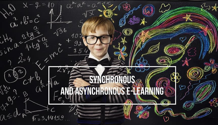 Synchronous and Asynchrnous E Learning - Synchronous and Asynchronous E-Learning - What You Need to Know