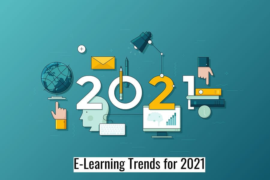 shutterstock 1863859612 scaled - 10 E-Learning Trends for 2021