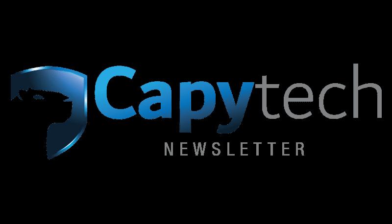 Newsletter2 min - Capytech Updates - January 2021