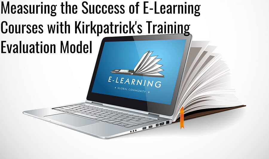 shutterstock 432928831 scaled - Measuring the Success of E-Learning Courses with Kirkpatrick's Training Evaluation Model